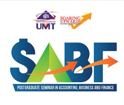 3rd Seminar in Accounting, Business and Finance (SABF) @ Universiti Malaysia Terengganu