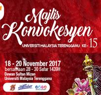 Majlis Konvokesyen UMT Ke-15 @ Dewan Sultan Mizan