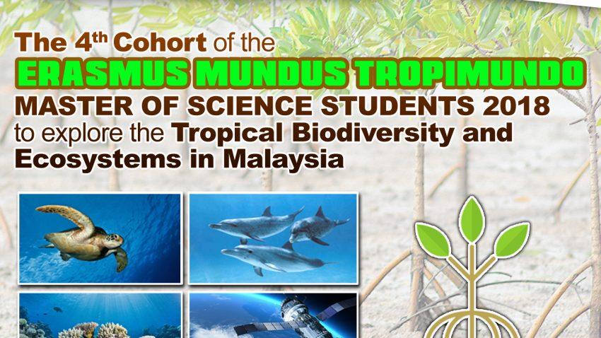 Students Registration And Orientation Day Erasmus Mundus Tropimundo Program 2018 @ Auditorium INOS