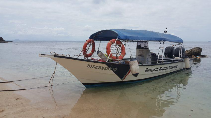 Program Bidong Beach Clean Up 2018 @ Stesen Penyelidikan Alami Marin Pulau Bidong
