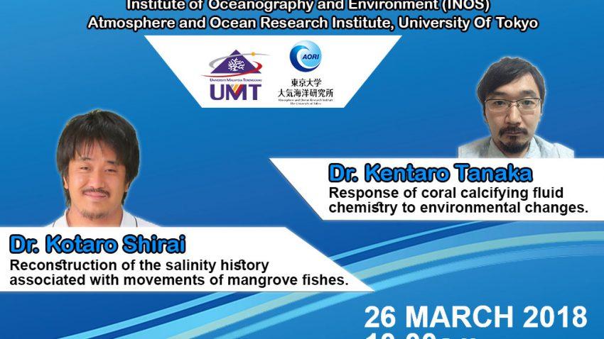 INOS Seminar Series 01/2018 @ INOS Auditorium | Kuala Terengganu | Terengganu | Malaysia