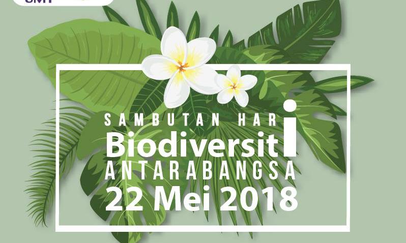 Sambutan Hari Biodiversiti Antarabangsa @ UMT