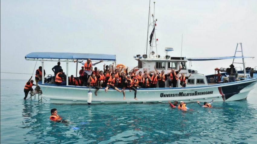 Program Survival Laut dan Penghayatan Warisan @ Pulau Bidong | Terengganu | Malaysia