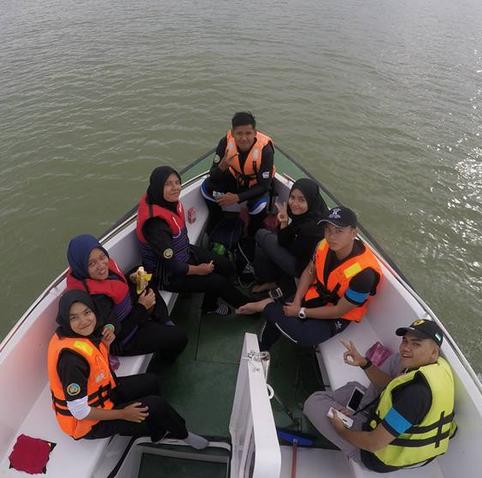 Program Survival Laut dan Penghayatan Warisan @ Pulau Bidong | Kuala Terengganu | Terengganu | Malaysia