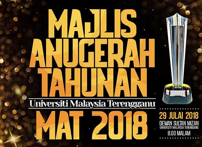 Majlis Anugerah Tahunan UMT 2018 @ Dewan Sultan Mizan | Kuala Terengganu | Terengganu | Malaysia