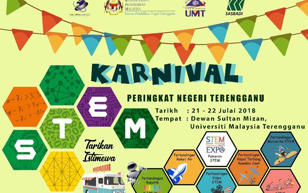 Hari Karnival STEM Peringkat Negeri Terengganu