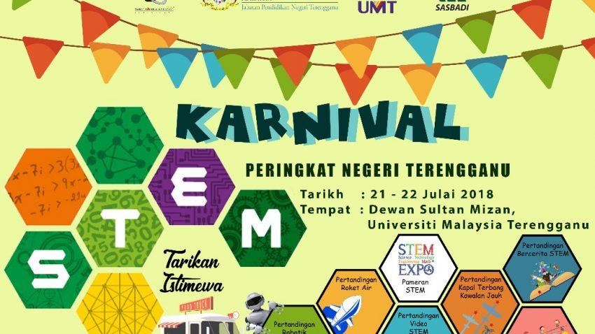 Hari Karnival STEM Peringkat Negeri Terengganu @ Dewan Sultan Mizan | Kuala Terengganu | Terengganu | Malaysia