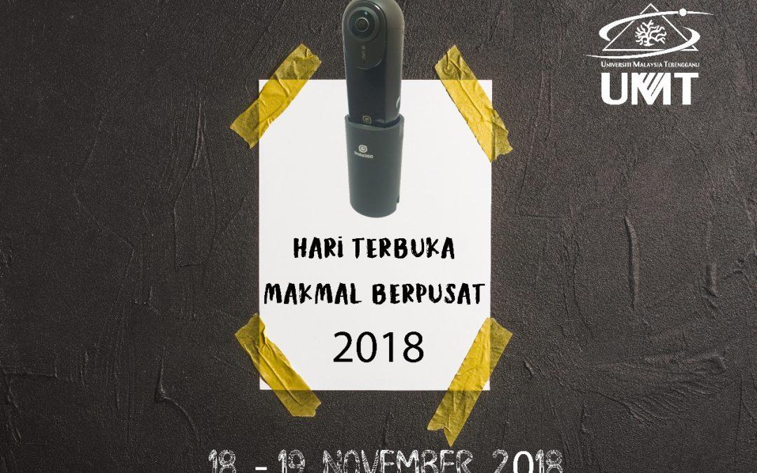 Hari Terbuka Makmal Berpusat 2018