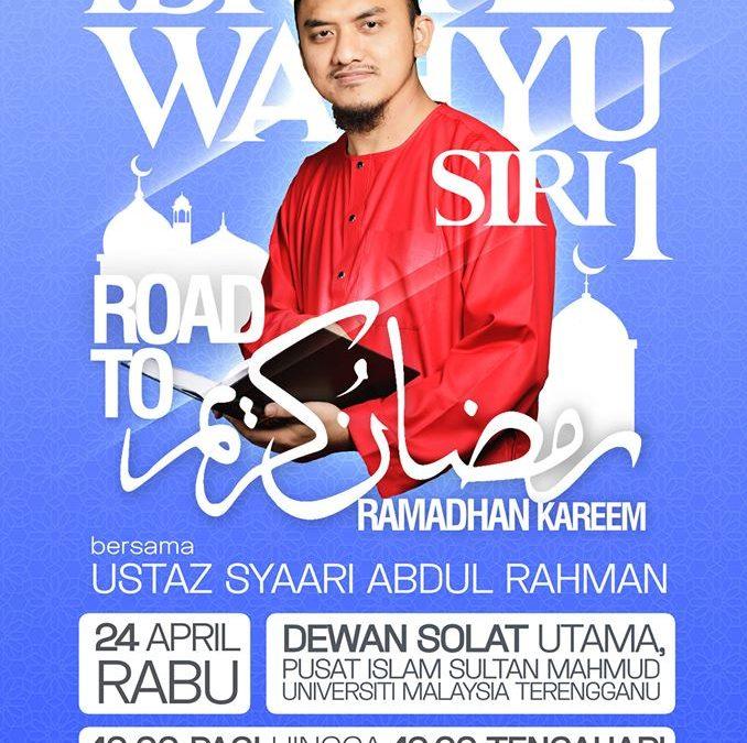 Ibrah Wahyu Bersama Ustaz Syaari Ab Rahman