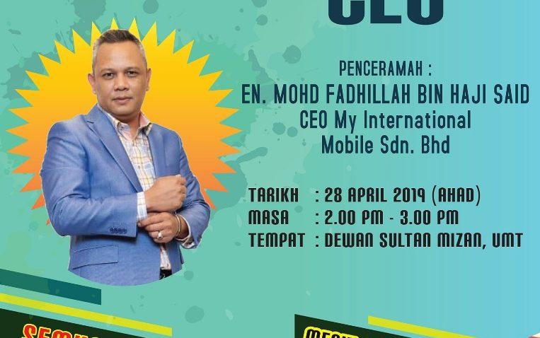 BizTalk CEO @ Dewan Sultan Mizan