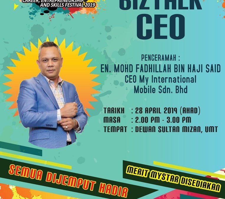 BizTalk CEO