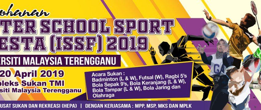 Kejohanan Sukan 'Inter School Sport Fiesta' (ISSF) 2019