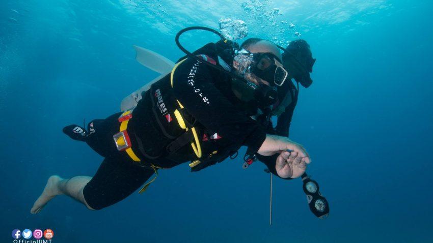 Dive Heart (US) @ Stesen Penyelidikan Alami Marin Pulau Bidong