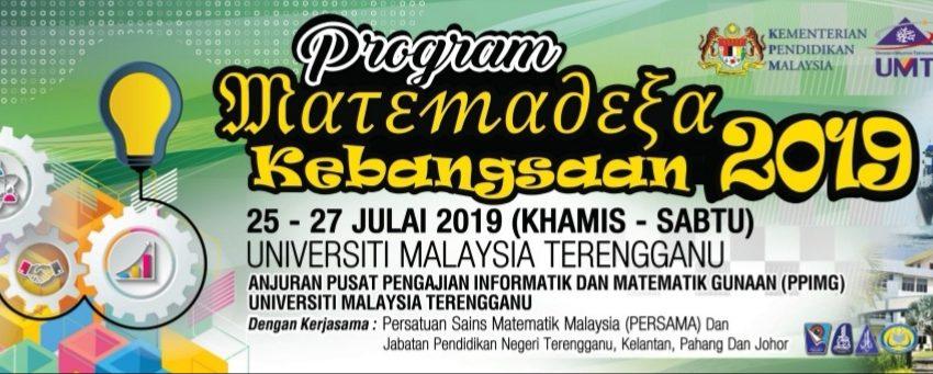 Matemadesa Kebangsaan 2019 @ UMT