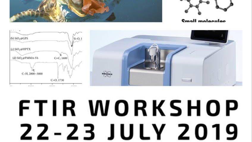 FTIR Workshop @ Makmal Sains Bahan, Makmal Berpusat