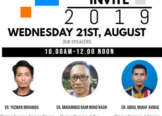 Seminar Bulanan FSME : Siri 1 2019 @ Bilik Seminar, Bangunan FSME