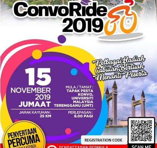 Convo Ride 2019 @ Tapak Pesta Konvo UMT
