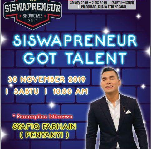 Siswapreneur Got Talent @ Paya Bunga Square Kuala Terengganu