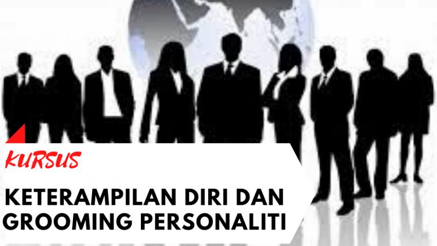 Kursus Keterampilan Diri Dan Grooming Personaliti @ Bilik Seminar Ibnu Rushd, Kompleks SIswazah