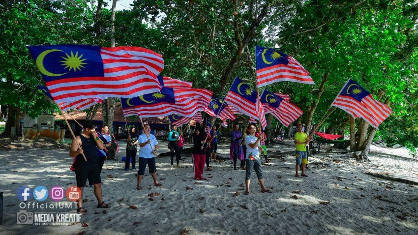Sambutan Jubli Platinum PPTD Persatuan Perkhidmatan Tadbir dan Diplomatik @ Pusat Penyelidikan Alami Pulau Bidong