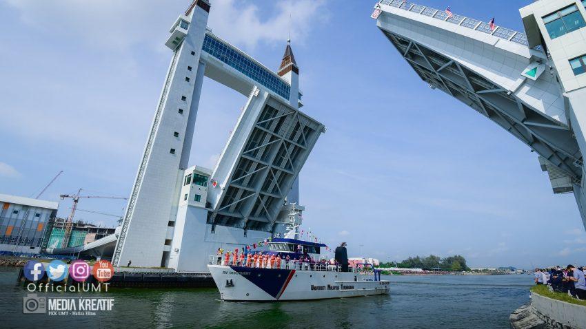 Majlis Demonstrasi Kapal, Bot dan Kelengkapan Agensi Penguatkuasaan Maritim Malaysia @ Terengganu Drawbridge
