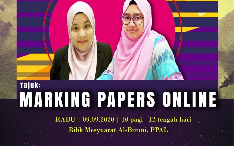 Wacana Ilmiah PPAL (Bil. 7/2020) @ Universiti Malaysia Terengganu