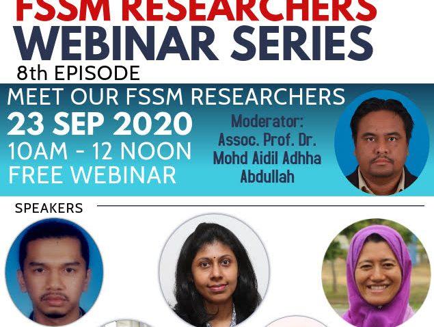 Sembang Santai Bersama Penyelidik FSSM Siri Kelapan @ Universiti Malaysia Terengganu