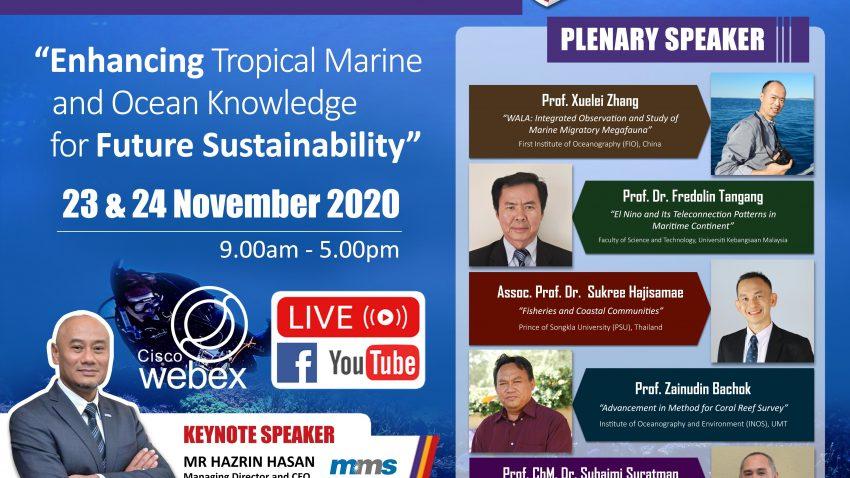 Tomsy2020 Webex Link (Open To Public) @ Universiti Malaysia Terengganu