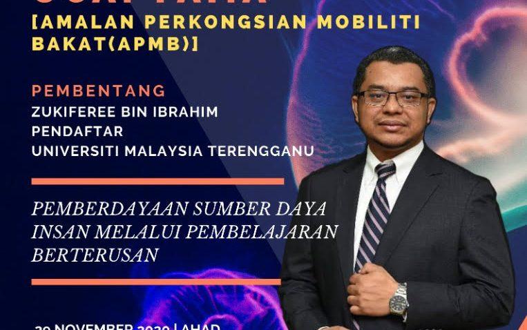 KARNIVAL INOVASI@UMT 2020: CAKNA INOVASI PEMANGKIN GENERASI LESTARI @ Universiti Malaysia Terengganu