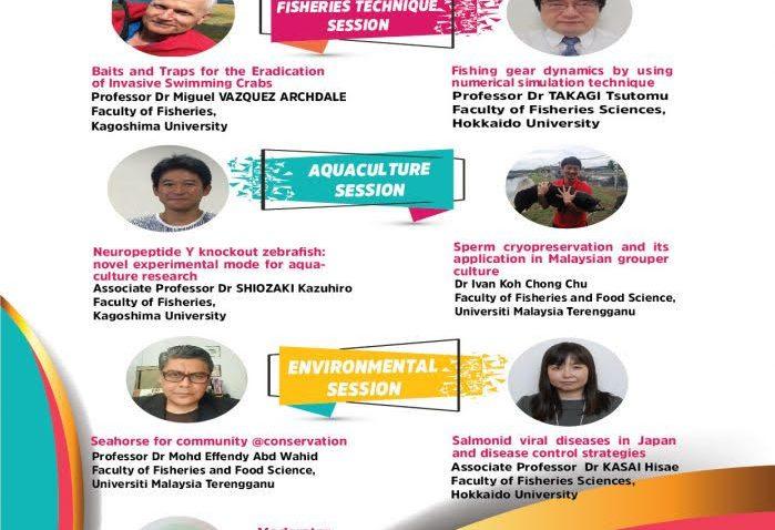 JAPAN AND MALAYSIA INTERNATIONAL ONLINE EXCHANGE SYMPOSIUM @ Universiti Malaysia Terengganu
