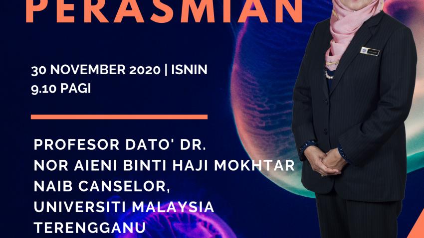 PERASMIAN PROGRAM KARNIVAL INOVASI@UMT 2020: CAKNA INOVASI PEMANGKIN GENERASI LESTARI @ Universiti Malaysia Terengganu