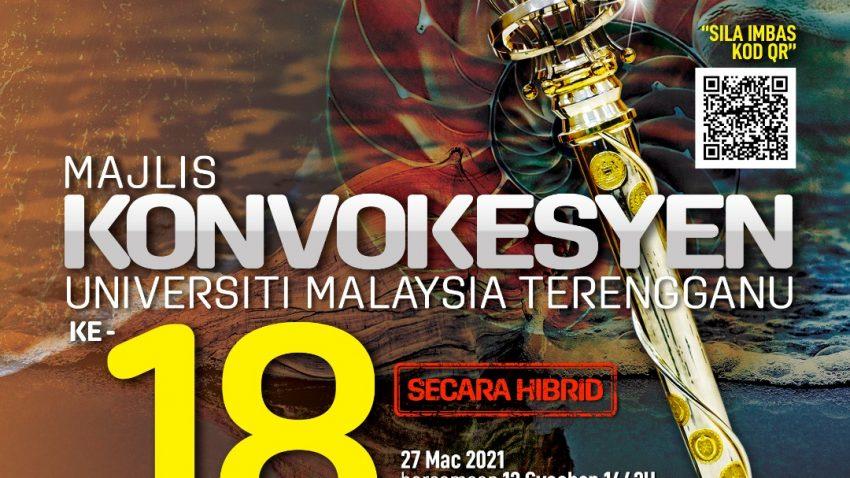MAJLIS KONVOKESYEN UMT KE-18 (SECARA HIBRID) @ Dewan Sultan Mizan