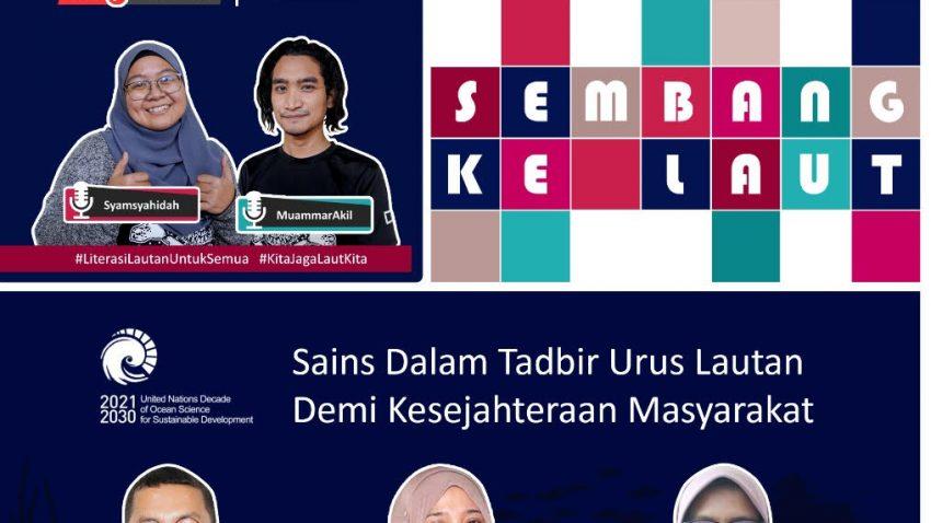INOS PODCAST SERIES: Sembang ke Laut @ Universiti Malaysia Terengganu