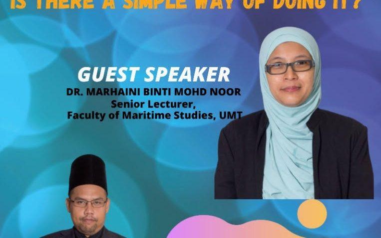 9th FACULTY OF MARITIME STUDIES (FMS) POSTGRADUATE SEMINAR @ Universiti Malaysia Terengganu